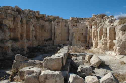 Herodium Israel