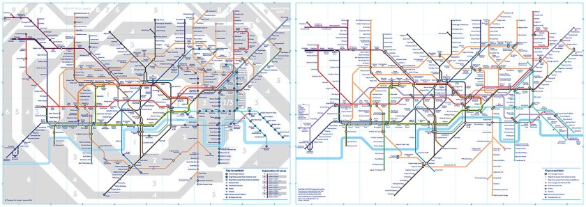 Back to Beck Tube Map