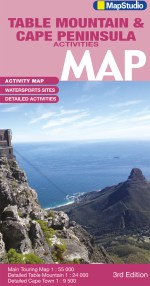 Table Mountain Road Map