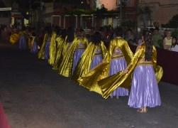 Desfile de moros y cristianos Archena