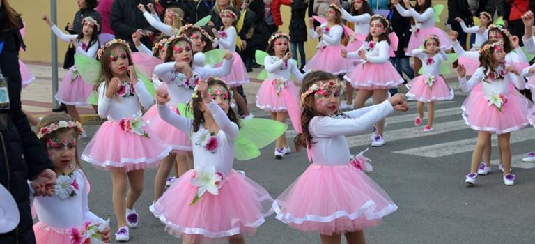 Carnavales en Guadalupe, Murcia