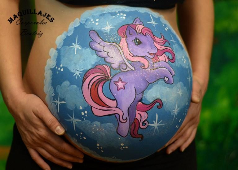 Barriguita mi pequeño pony 3