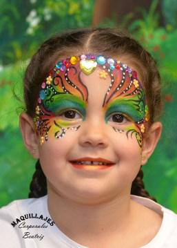 Face paint y cabritas 2