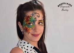 Maquillaje fantasía 2 4