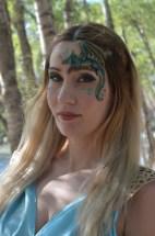 Maquillaje Daenerys Targaryen