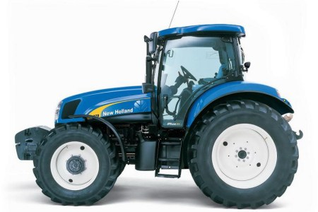 Tractor New Holland T6-120
