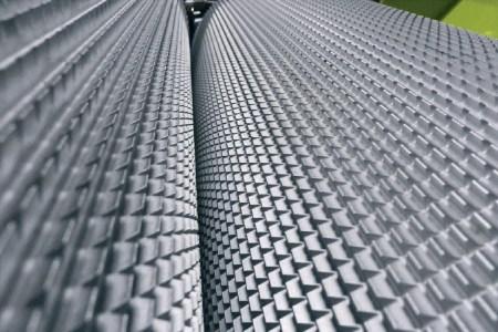 Procesador de maíz para silo ShredlageTM Rolos Quebradores