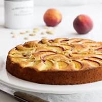 Saftig & Zitronig: Pfirsich-Kuchen