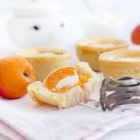 Nicht schön, aber lecker: Aprikosen-Mascarpone-Muffins