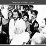 Sanjay Dutt going for a hearing