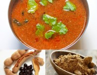 Chinch Gulachi Amti : Chinch Gulachi Amti is a Maharashtrian Brahmin recipe of dal/lentil. 'Chinch' means tamarind and 'gul' means jaggery. Here is a full recipe in Maharastrian Style.The recipe...