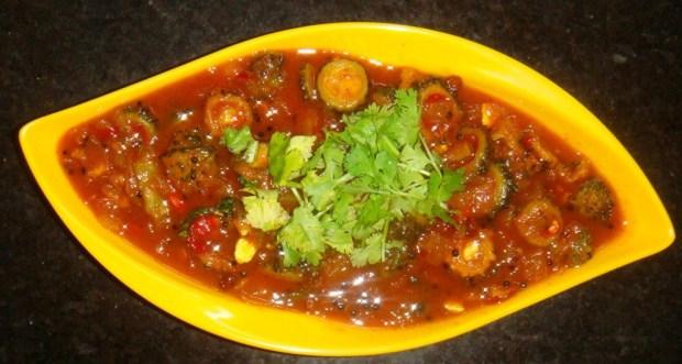 karlyachi bhaji