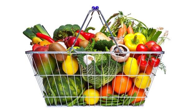Fruit + Vegetables - Minerals = Health