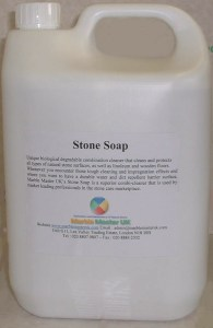 stone soap marble master