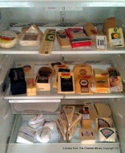 SGs Cheese Fridge
