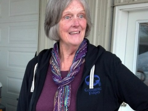 Rhonda Gothberg, Cheesemaker and Owner, Gothberg Farms