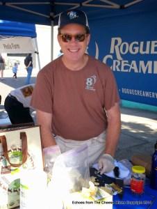 Rogue Creamery's Tim Healy