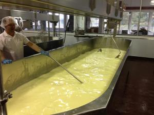 Brad Sinko, Head Cheese Maker, Face Rock Creamery