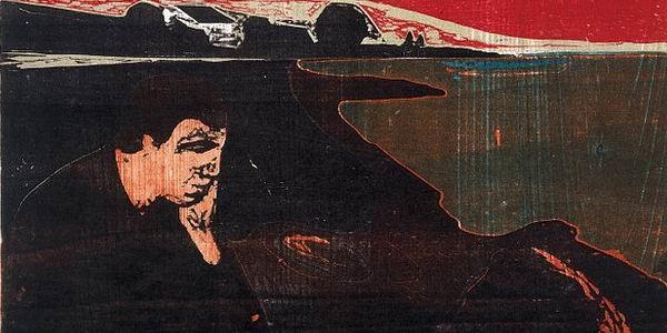 Melancolia - Edvard Munch