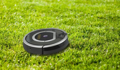 outdoor roomba