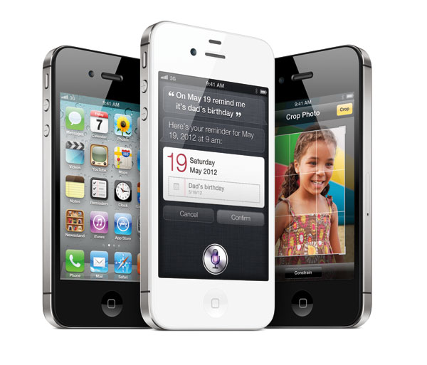 iPhone 4s launched & available in South Africa in December