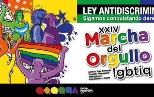 XXIV MARCHA DEL ORGULLO AÑO 2015