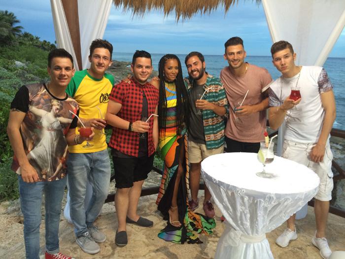 Marcin Lobacz as worn by Mel B on The X Factor