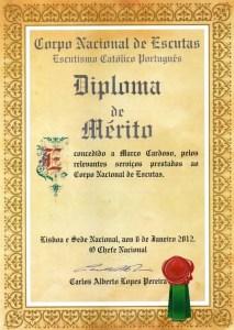 Diploma CNE