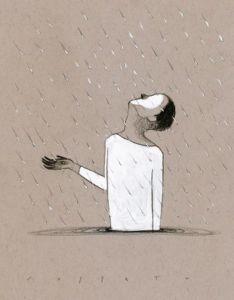 RAIN Stampa giclée su una William Turner Matt Fine Art da 310 grammi, 100% cotone, bianca. Formato 29,5x42 cm Ogni stampa è tirata in 50 esemplari numerati e firmati e corredata da una cartellina cordonata con etichetta/sigillo. 60 euro più spese di spedizione.