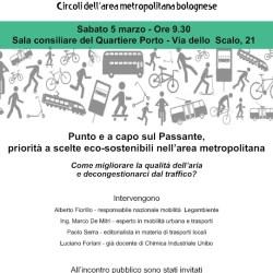 volantino 5 marzo 2016 Legambiente Bologna