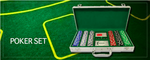 Set da poker