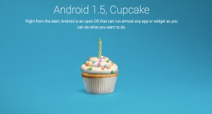 Android-Cupcake-1.5