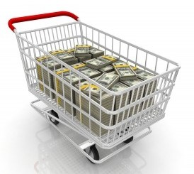 shopping-cart-money