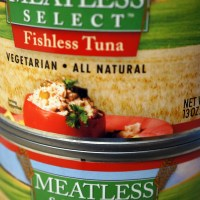 Fishless Tuna Cutlets