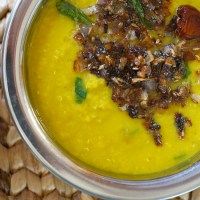 Tadka Dal - Tempered Red Lentils