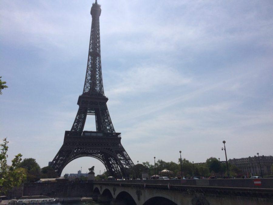 Une Sudiste à Paris