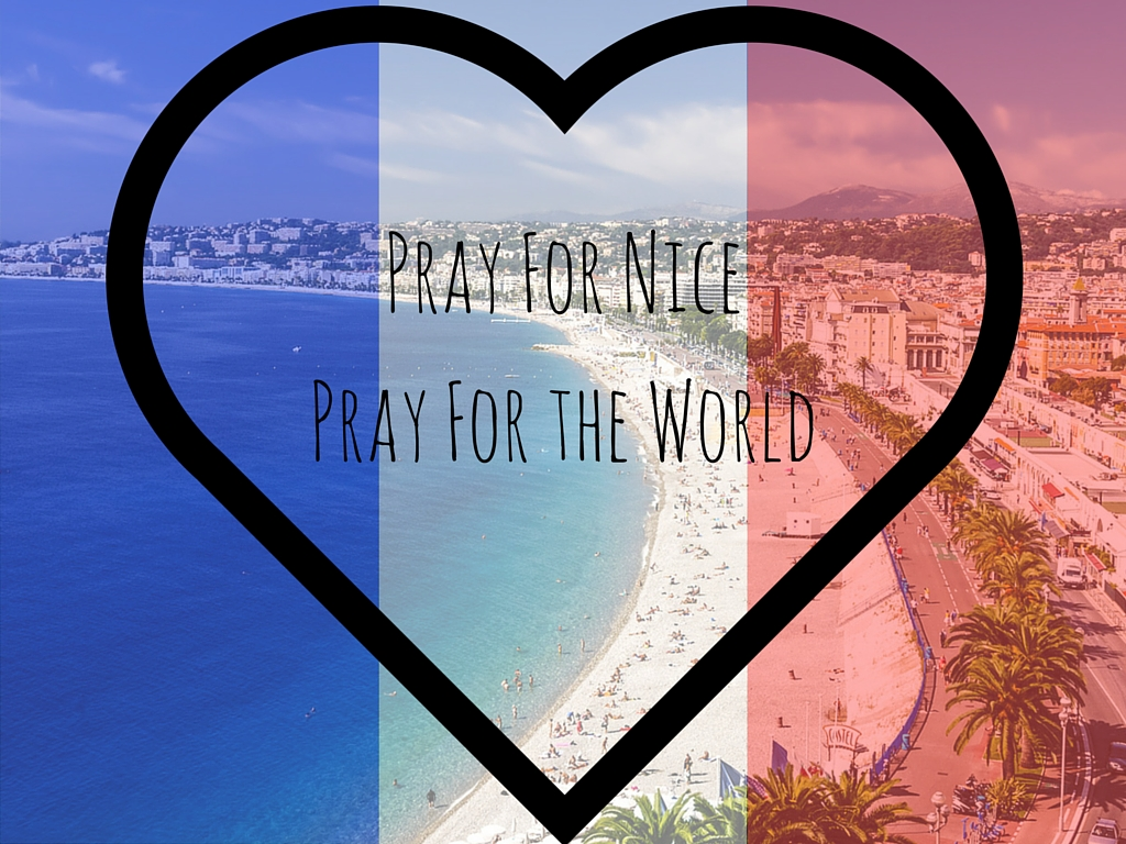 Pray For NicePray For the World