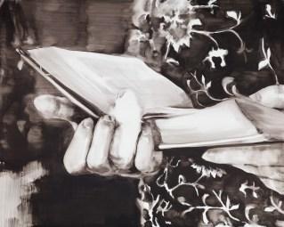 Mémoire. Óleo sobre tabla, 81 x 65 cm. 2015