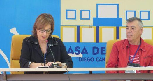 María Juliana Villafañe y Julio Pavanetti.