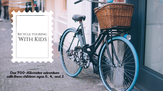 Cycle Touring with Kids