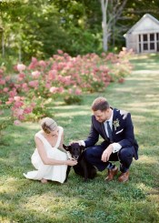 Dogs at Marianmade Farm Weddings
