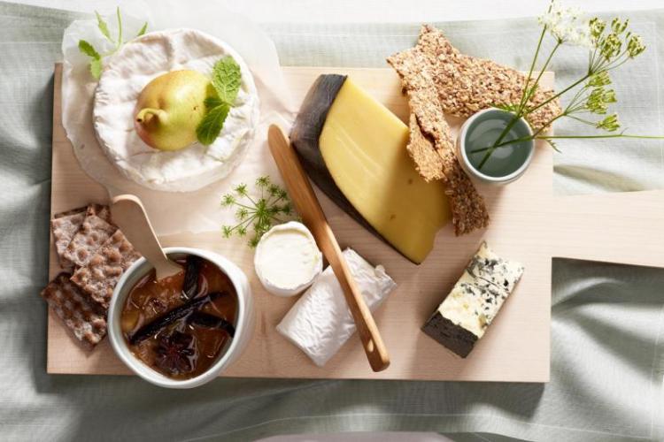 Hva slags ost til ostefatet