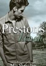 Book review: Preston's Honor ~ Mia Sheridan