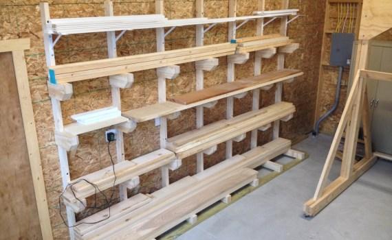 Organized Lumber