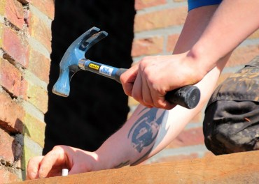 Labor Day hands working
