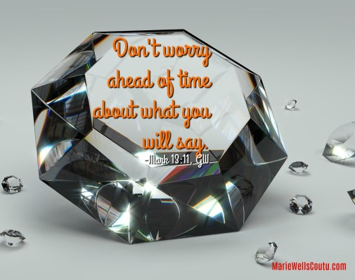 Words are like jewels