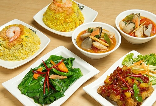 Traditional Nanyang Dishes