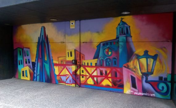 Girona graffiti