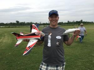 Brent's Crashed Plane
