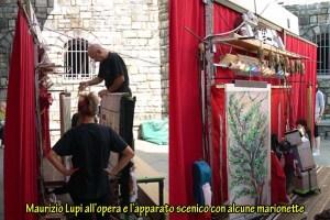 Maurizio Lupi al lavoro